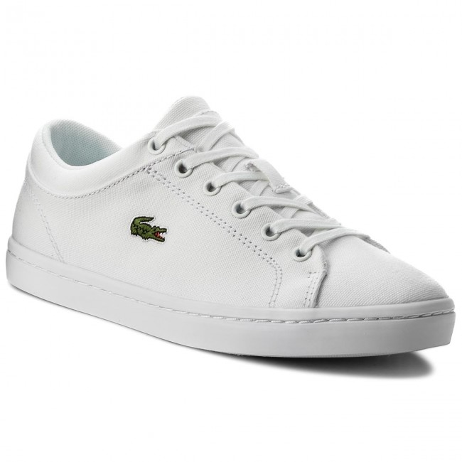 Turnschuhe LACOSTE                                                    Straightset Bl 2 Spw 7-32SPW0134001 Wht