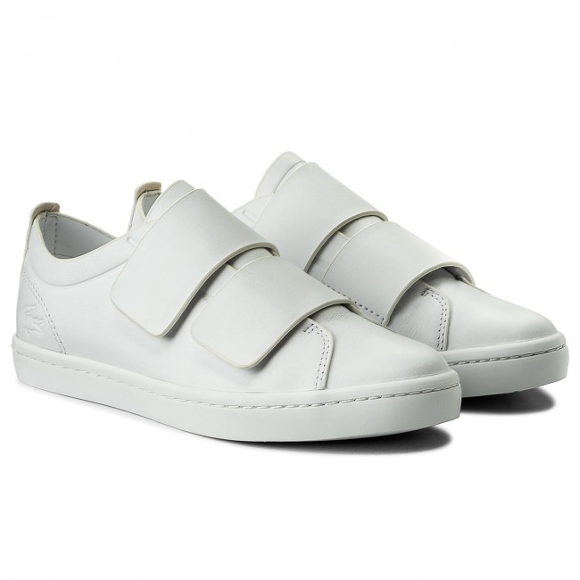 Sneakers LACOSTE                                                      Straightset Strap 118 1 Caw 7-35CAW007121G Wht/Wht 6fe700