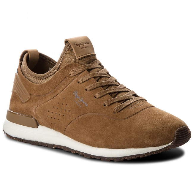 Sneakers PEPE JEANS-Boston Smart PMS30406 Tobacco 859