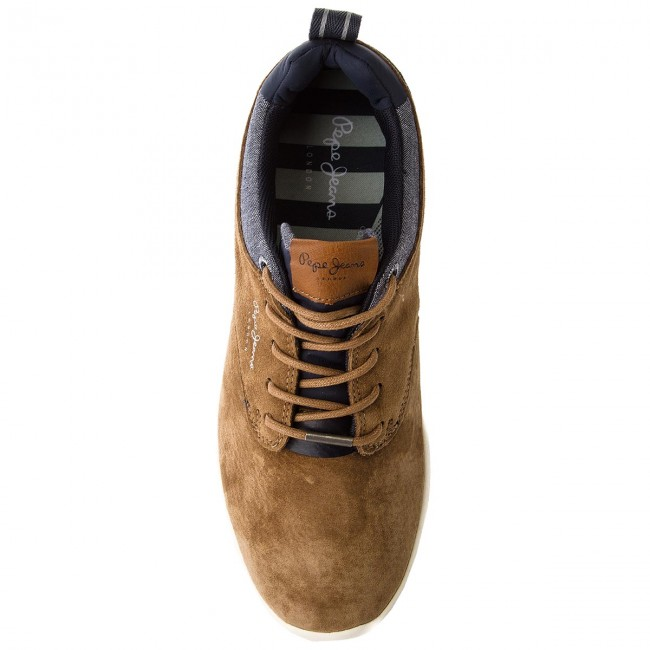 Sneakers PEPE JEANS-Jayden 2.1 Essentials Tabacco PMS30409 Tabacco Essentials 859 3692fd