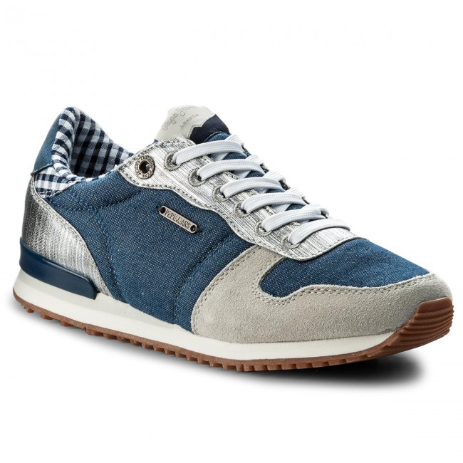 Sneakers PEPE JEANS                                                    Gable Sue PLS30616 Marine 585
