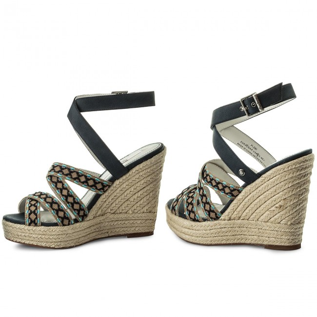 Espadrilles PEPE JEANS                                                    Walker West PLS90300 Navy 595
