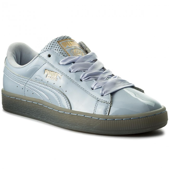 Sneakers Halogen PUMA-Careaux Basket 362712 01 Halogen Sneakers Blue Werbe Schuhe 01974d