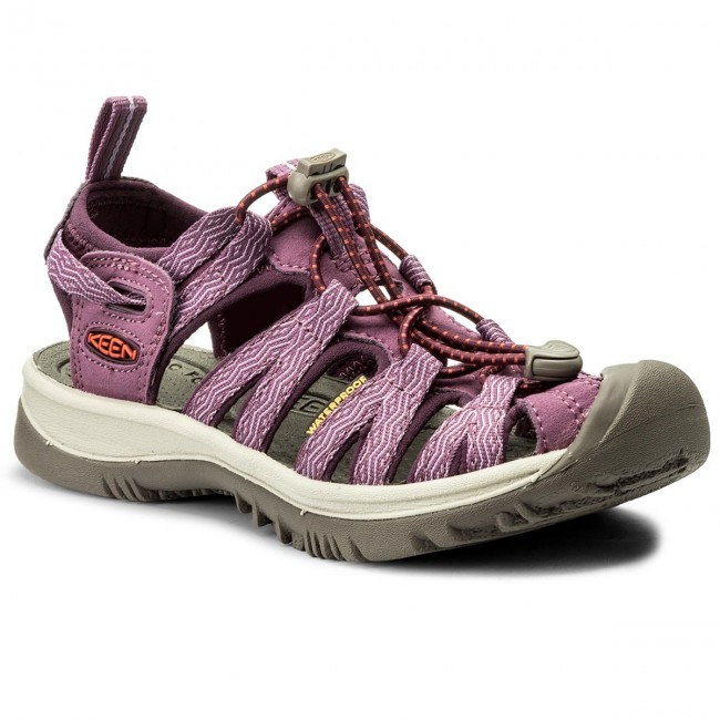Sandalen KEEN                                                      Whisper 1018229 Grape Kiss/Grape Wine 467065