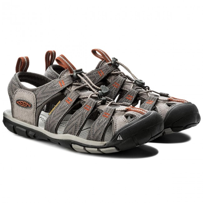 Sandalen KEEN-Clearwater Cnx 1018497 Grey Flannel/Potters Clay