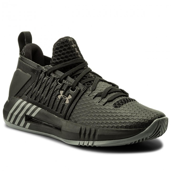 Schuhe UNDER ARMOUR-Ua Drive 4 Low 3000086-002 Blk