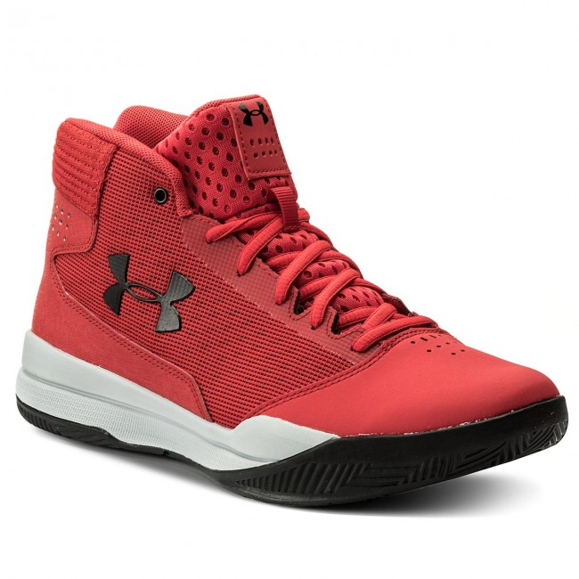 Schuhe UNDER ARMOUR-Ua Jet Mid 3020224-600 Red