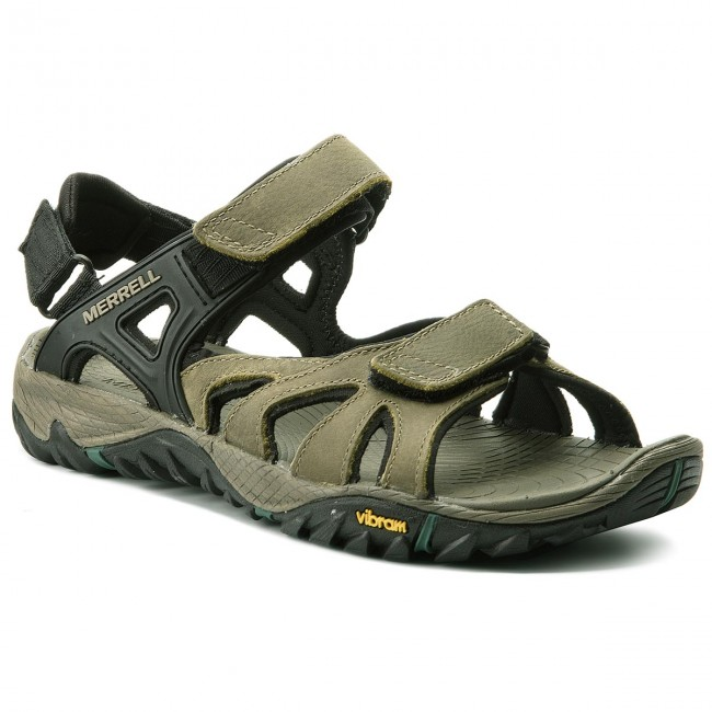 Sandalen MERRELL-All Out Blaze Sieve Convert J12649  Stucco