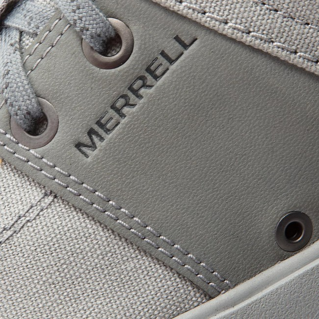 Turnschuhe Discovery MERRELL-Rant Discovery Turnschuhe Lace Canvas J94091 Highrise 0cd54c