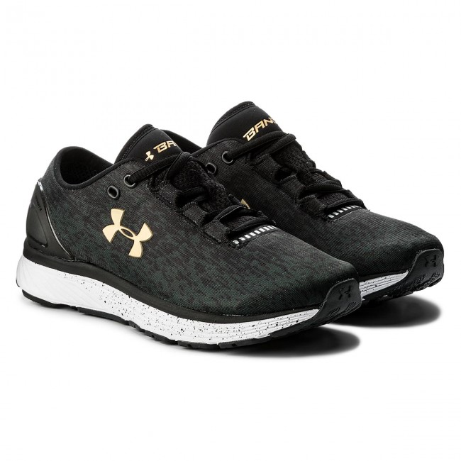 Schuhe UNDER ARMOUR - Ua W Charged Bandit 3 Ombre 3020120-001 Blk UJJxW2onk