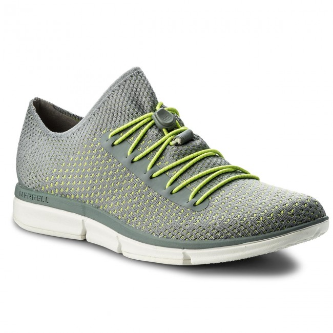 Halbschuhe MERRELL                                                    Zoe Sojourn Lace Knit Q2 J93782 Monument