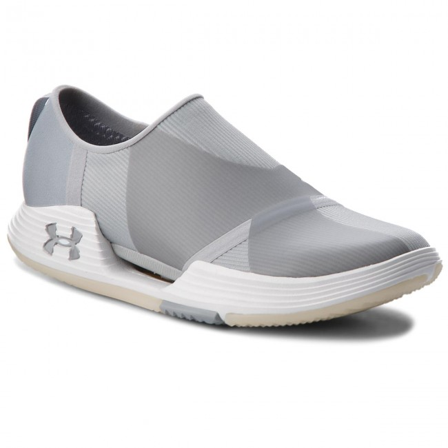 Schuhe UNDER ARMOUR Ua W Speedform Amp 2.0 Slip 3000258-100 Gry