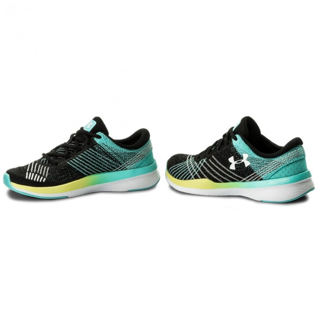 Schuhe UNDER ARMOUR Ua W Blk/Tro/Wht Threadborne Push Tr 1296206-003 Blk/Tro/Wht W 2710fe