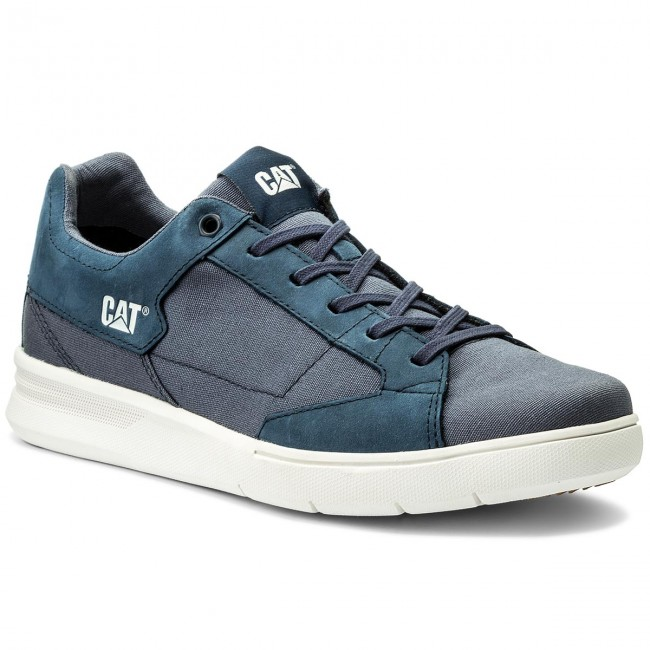 Halbschuhe CATERPILLAR-Sodus Canvas P722358 Dark Denim