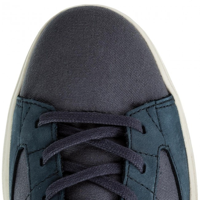 Halbschuhe CATERPILLAR-Sodus Canvas P722358 P722358 Canvas Dark Denim 0f2bad