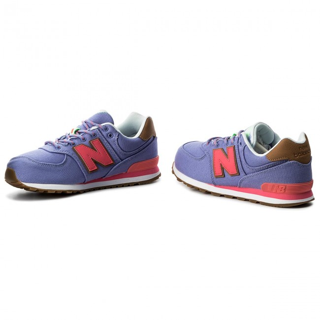 Sneakers NEW BALANCE                                                    GC574T4 Violett