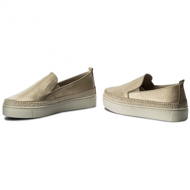 Espadrilles THE FLEXX                                                      Gluglu D1029/01 Gold ff45e3