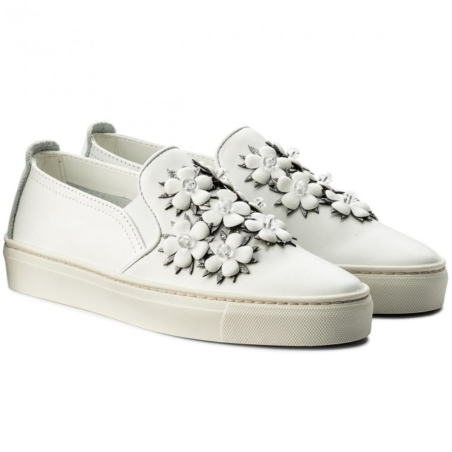 Turnschuhe THE  FLEXX     THE                                                Sneak Blossom B108/57 Weiß c6a038