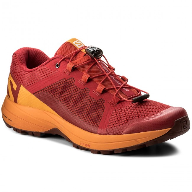 Schuhe SALOMON-Xa Elevate 401324 27 V0 Barbados Cherry/Bright Marigold/Syrah