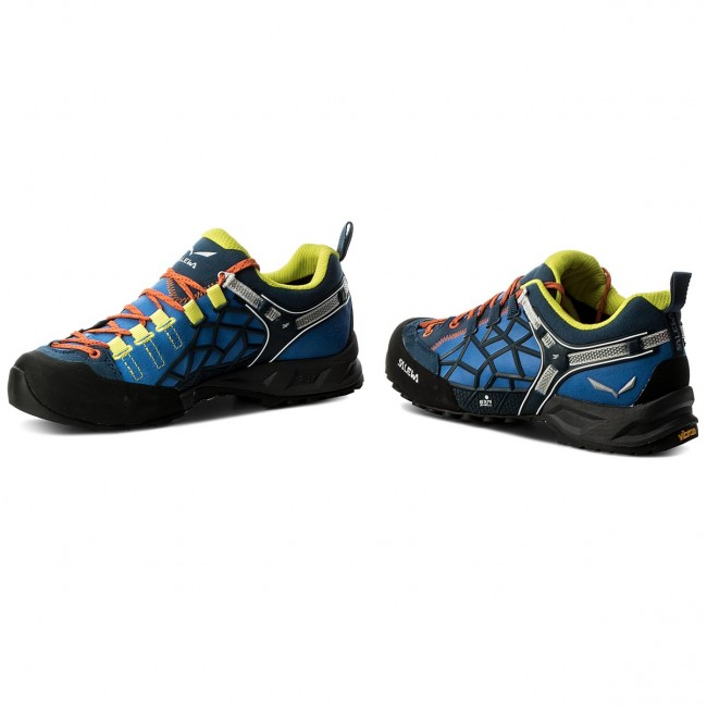 Halbschuhe Trekkingschuhe Trekkingschuhe SALEWA - Wildfire Wildfire Wildfire Pro 63419-3422 Royal Blau Holland b1adce