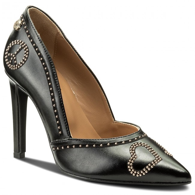 High Heels LOVE MOSCHINO MOSCHINO LOVE JA1018AC05JA0000 Nero 24c6fb
