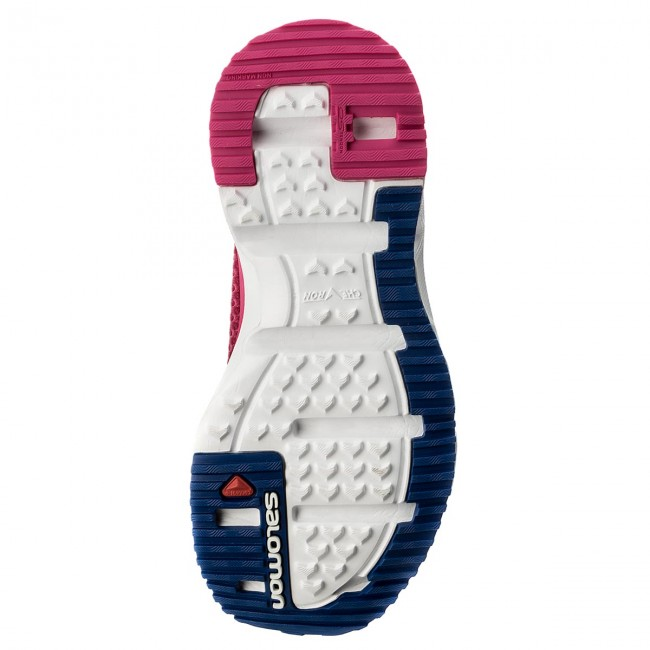 Pantoletten SALOMON                                                      Rx Slide 3.0 W 401456 20 M0 Pink Yarrow/Weiß/Surf The Web 008ff2