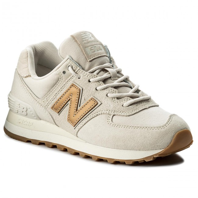 Sneakers NEW BALANCE WL574CLS Beige Hohe Qualität