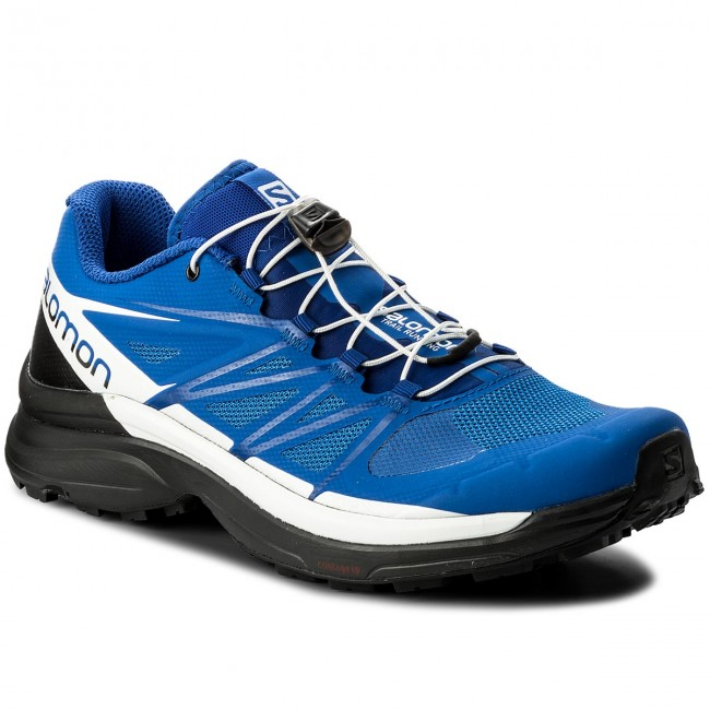 Schuhe SALOMON-Wings Pro 3 G0 401469 27 G0 3 Nautical Blue/Black/White 44dd1e