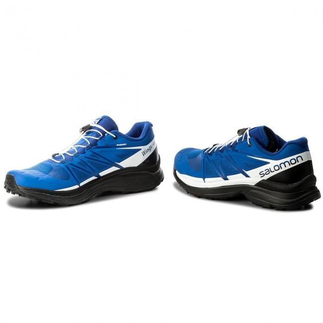 Schuhe SALOMON-Wings 401469 Pro 3 401469 SALOMON-Wings 27 G0 Nautical Blue/Black/White 641aad