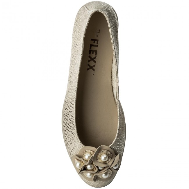 Halbschuhe THE  FLEXX     THE                                                Rise Otto 2101/86 Gold 06b345