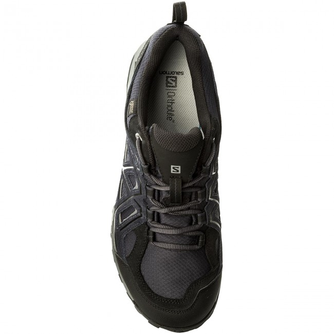 Trekkingschuhe SALOMON-Evasion 2 Gtx GORE-TEX 401631 Shade 30 M0 Graphite/Night Sky/Quiet Shade 401631 537ee1