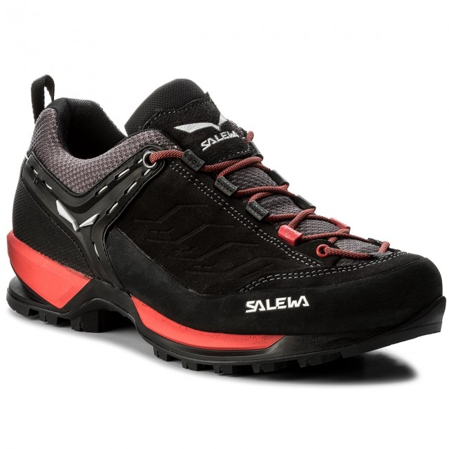 Trekkingschuhe SALEWA-Mtn Trainer 63470-0979 Black Out/Bergot