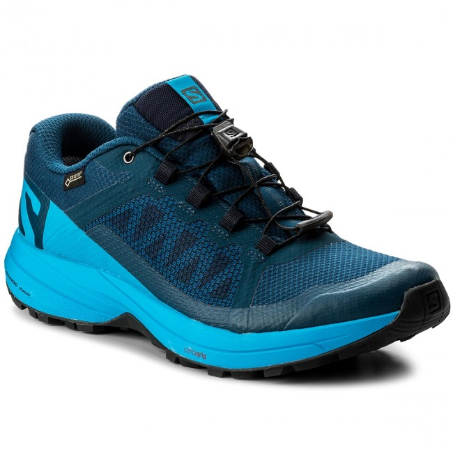 Schuhe SALOMON-Xa Elevate Gtx GORE-TEX 402398 Poseidon/Hawaiian Surf/Black