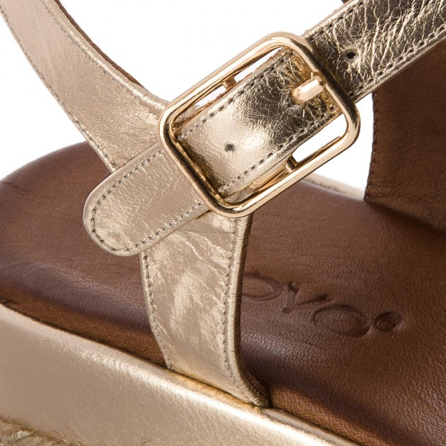 Espadrilles INUOVO       INUOVO                                               8861 Gold c8ee19