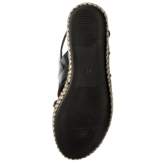 Espadrilles INUOVO                                                      8863  schwarz 6be4d5