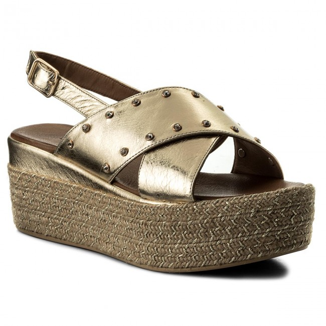 Espadrilles INUOVO                                                      8863 Gold 765a93