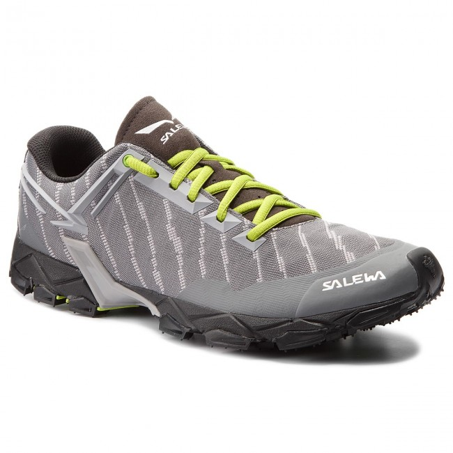 Trekkingschuhe SALEWA-Lite Train 64406-0535 Quiet Shade/Cactus
