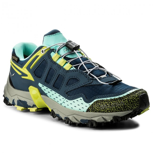 Schuhe SALEWA Ultra Train Gtx GORE-TEX 64411-8670 Dark Denim/Aruba Blue