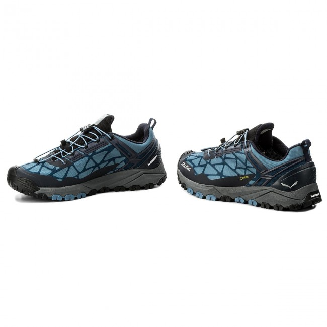 Schuhe SALEWA-Multi Track Denim/Royal Gtx GORE-TEX 64412-3424 Dark Denim/Royal Track Blau 632779