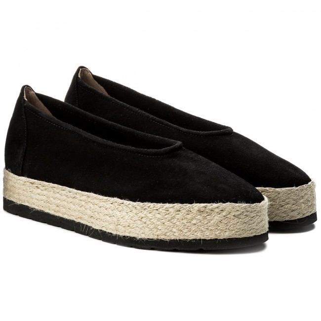 Espadrilles L37                                                      Let It Be Z11 Schwarz 0c1413
