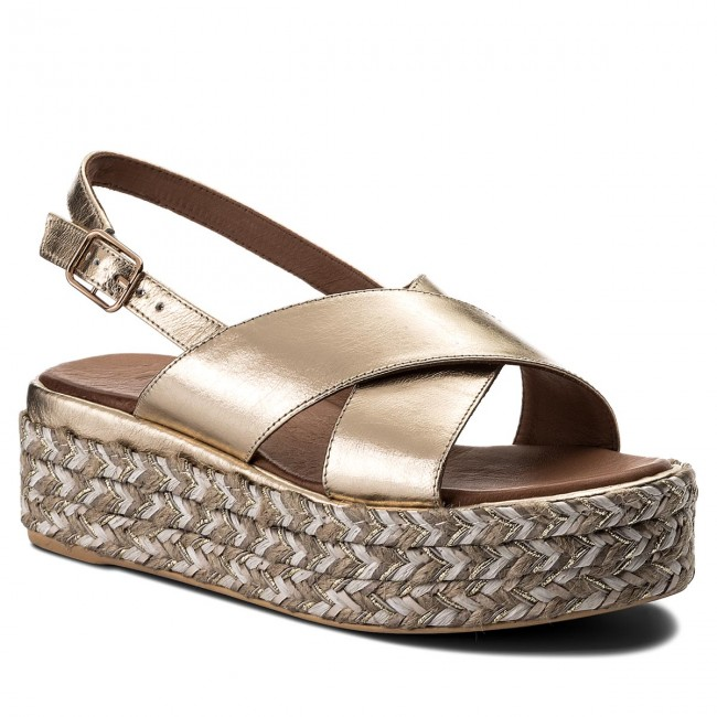 Espadrilles INUOVO                                                      8900 Gold 53a411