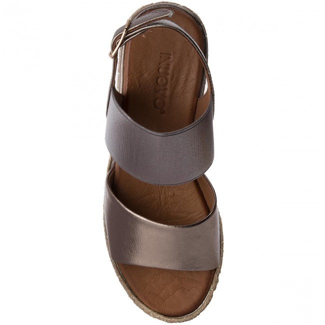 Espadrilles INUOVO                                                      8917 Pewter d937a8