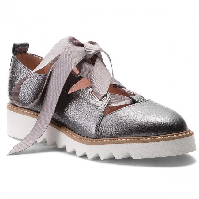 Halbschuhe L37                                                      Summer In The City SS66 Grau c4a249