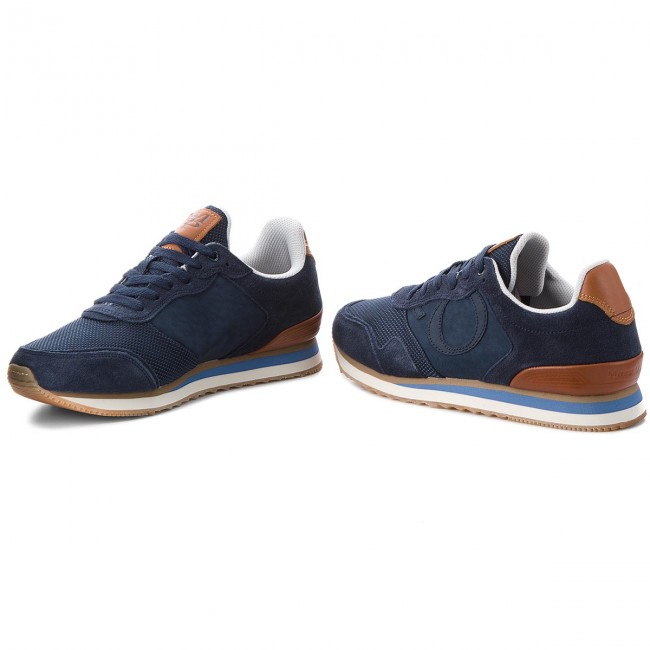 Sneakers Navy MARC O'POLO-801 24363501 303 Navy Sneakers 890 8611a7