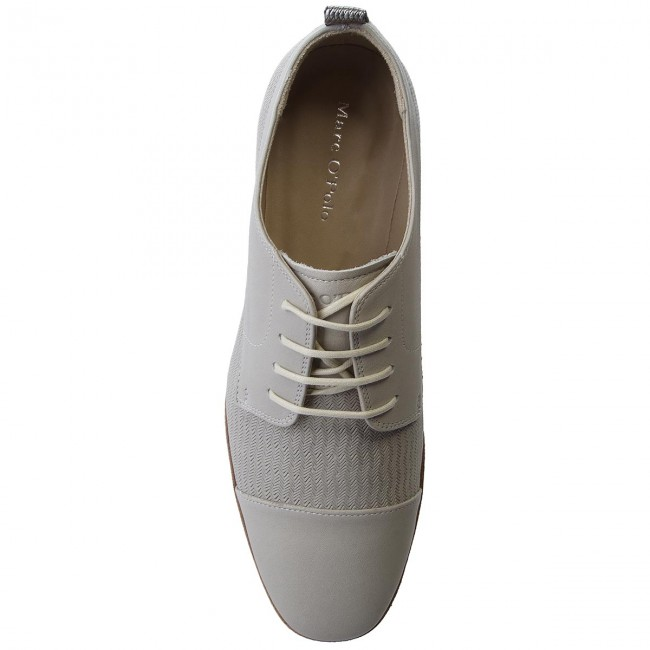 Oxfords MARC O'POLO                                                      801 14453401 102 Grau 920 dcc255