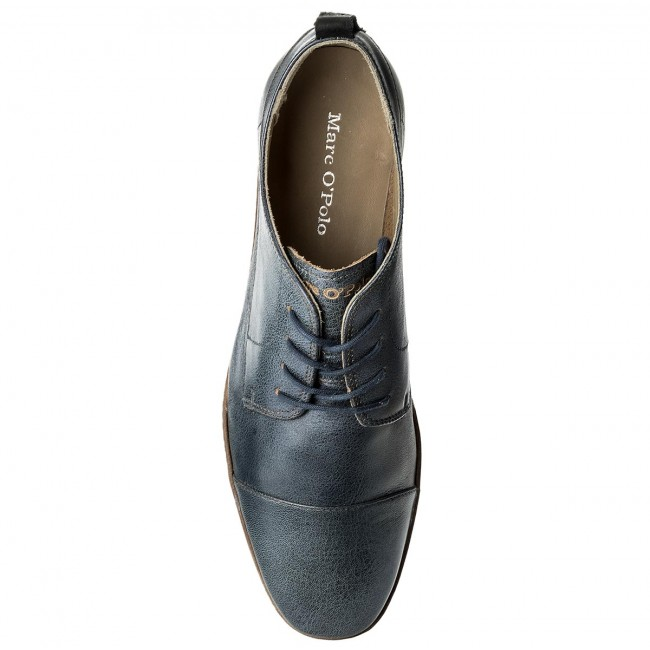 Oxfords MARC O'POLO                                                      801 14453402 102 Gunmetal/Grau 181 9b8c79