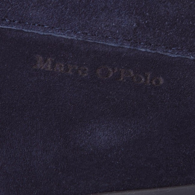 Mokassins MARC O POLO                                                      803 14563101 300 Navy/Black 501 c12758