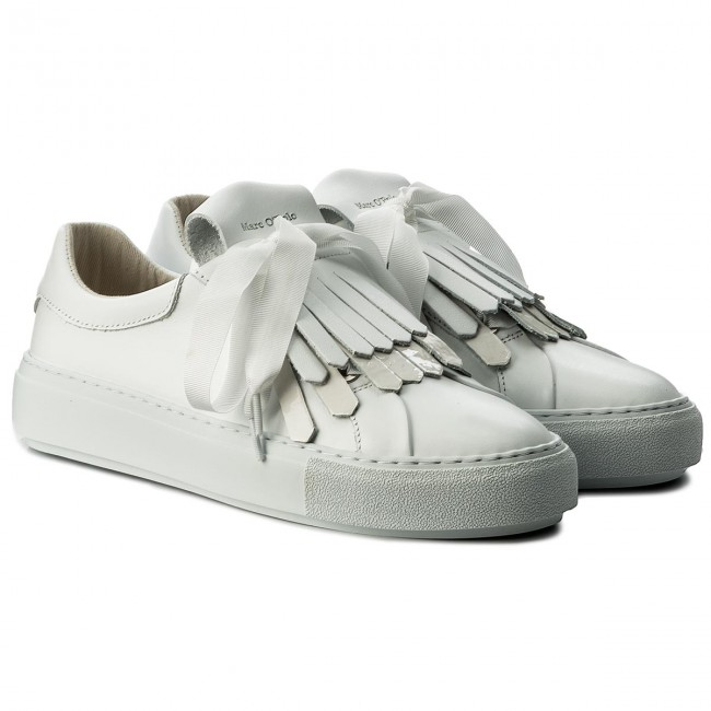 Sneakers MARC O'POLO - 802 14403502 102 White 100 sAIEQ