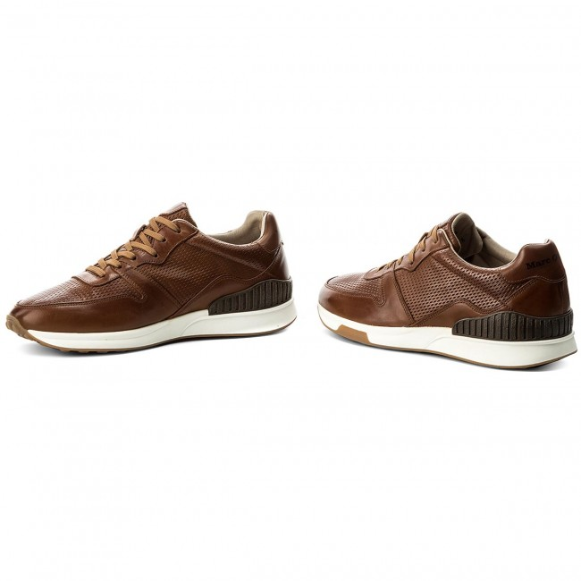 Sneakers MARC Cognac O'POLO-801 23733502 102 Dark Cognac MARC 729 dbac57