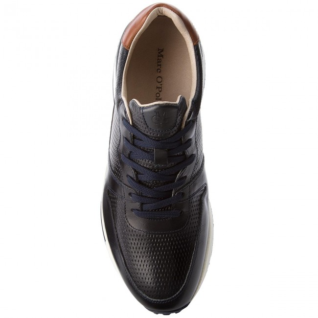 Sneakers MARC 890 O'POLO-801 23733502 102 Navy 890 MARC 1f1906